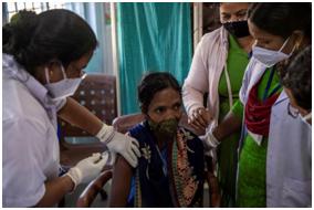 TIKA RAJI(Yes to COVID Vaccines)